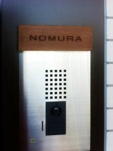 nomura施工