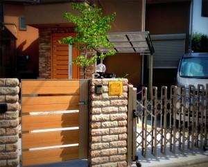 ikegami施工写真