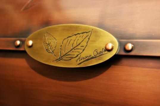 銅製ポスト