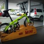 BMW MINI 自転車 折りたたみ